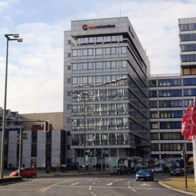 Hochhaus der Regionalverwaltung von TeleColumbus