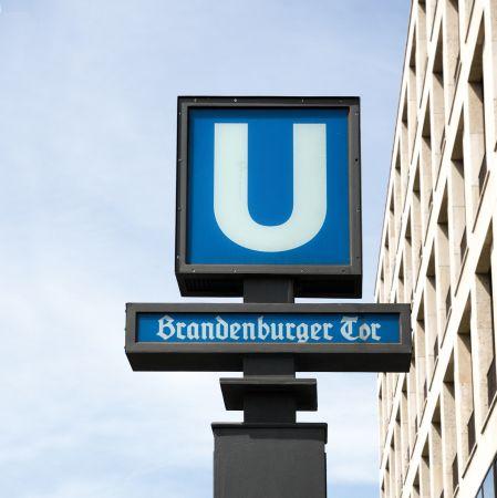 U-Bhf Brandenburger Tor